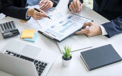 Sample 3: Finance company – Leadership Team